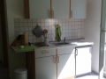 Küche der Ferienwohnung Wyhl